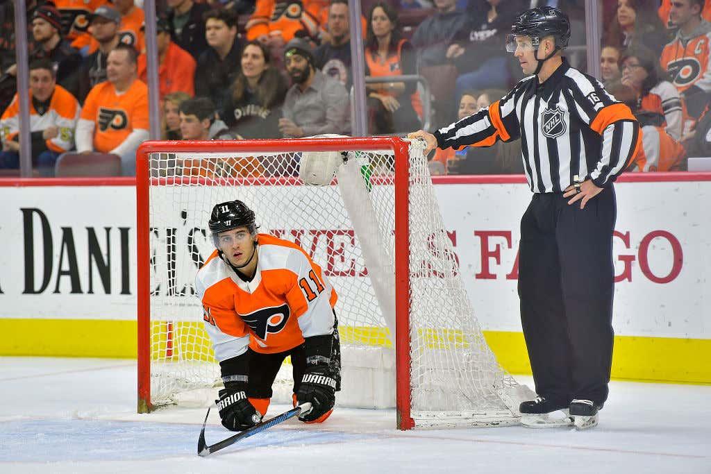 NHL: FEB 20 Canadiens at Flyers
