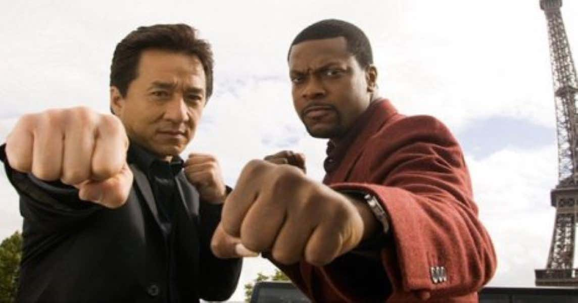 Chris Tucker Says We Are Getting A Rush Hour 4 With Him And