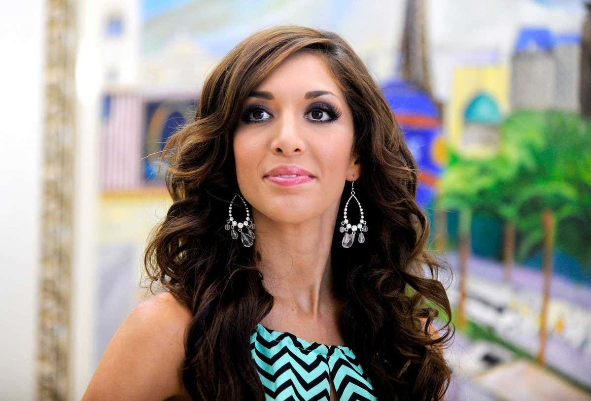Teen Mom And Porn Pro Farrah Abraham Is Suing Mtv For Sex Shaming Her - Barstool Sports-8035