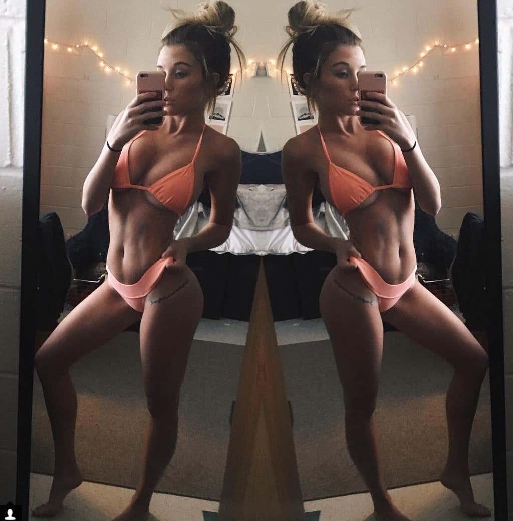 Lexi naked