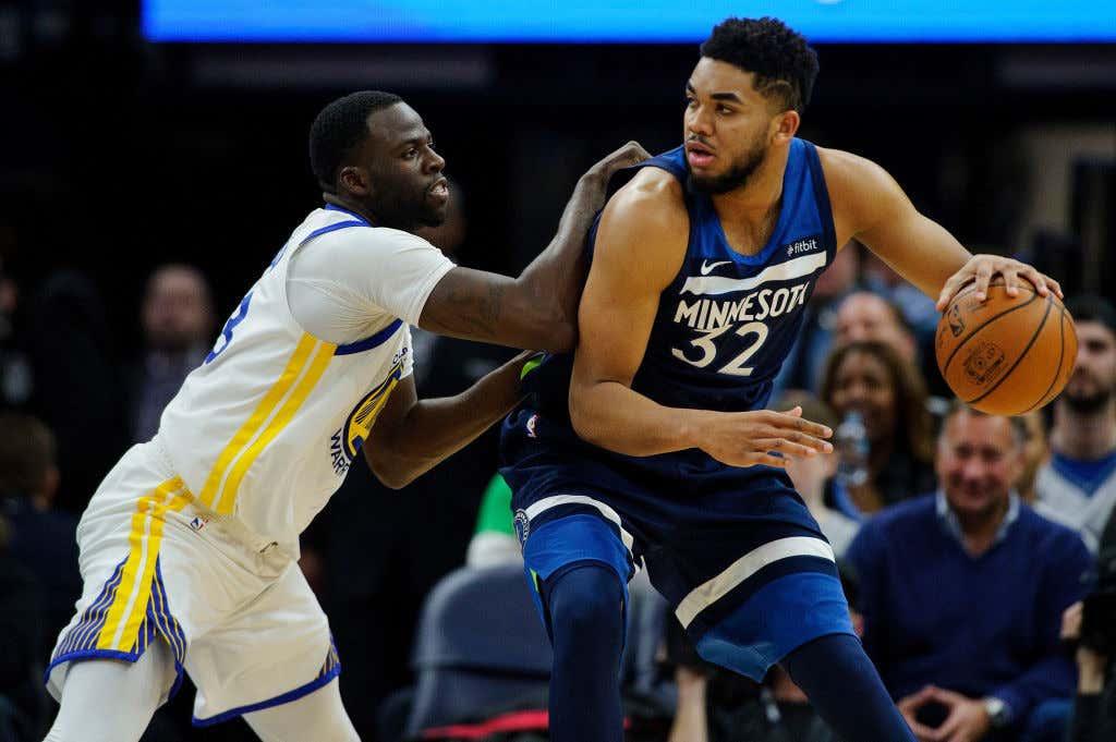 Golden State Warriors V Minnesota Timberwolves