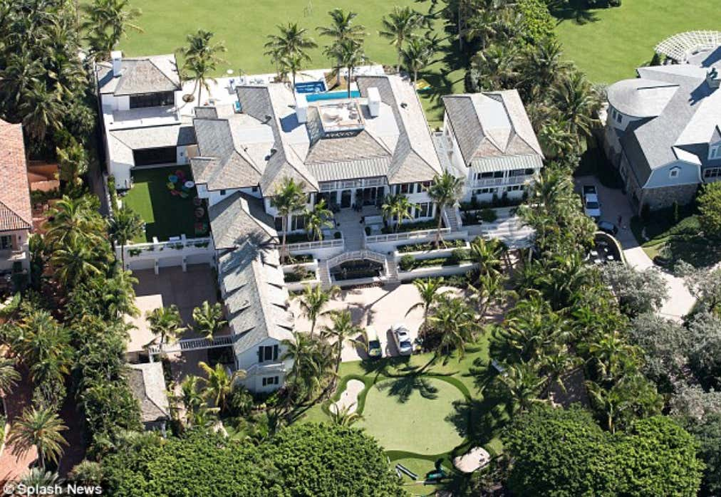Elin Nordegren Just Put Her House Up For Sale For 50