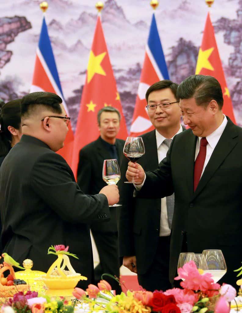 CHINA-NKOREA-DIPLOMACY