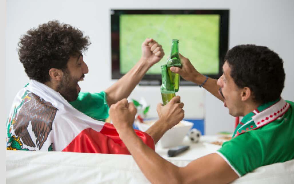 Julie Stewart Drinks It S World Cup Szn Barstool Sports