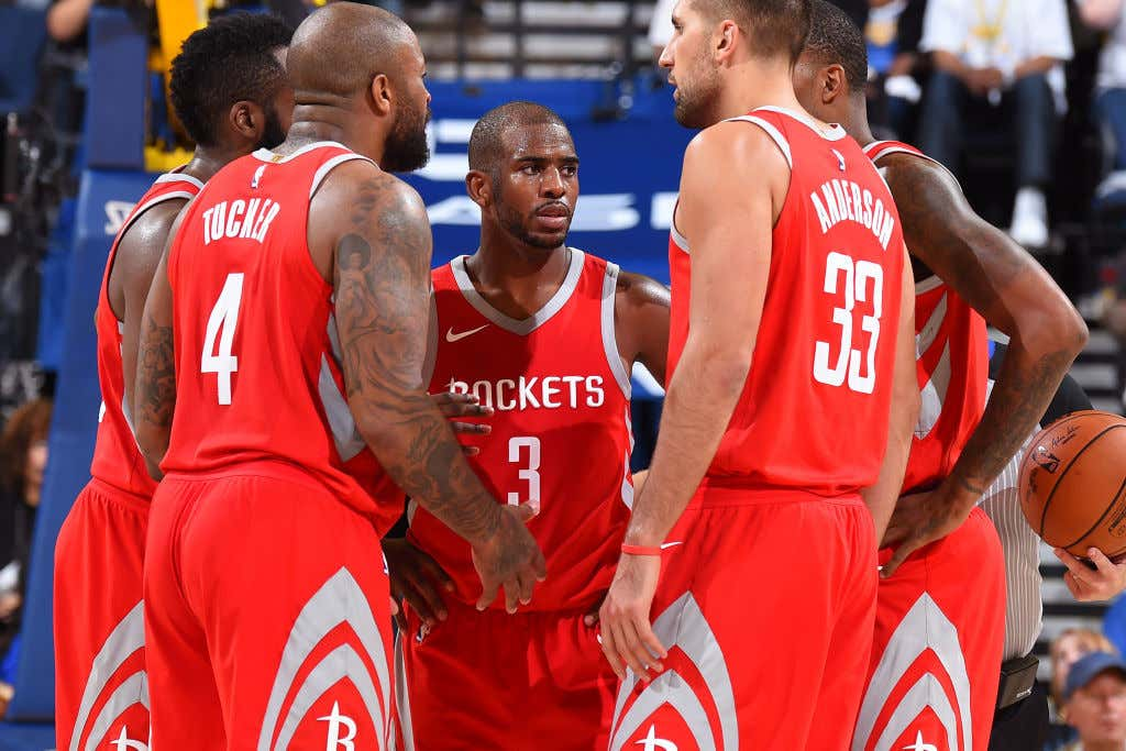 Get To Know A Playoff Team  The Houston Rockets - Barstool Sports 2759771ab