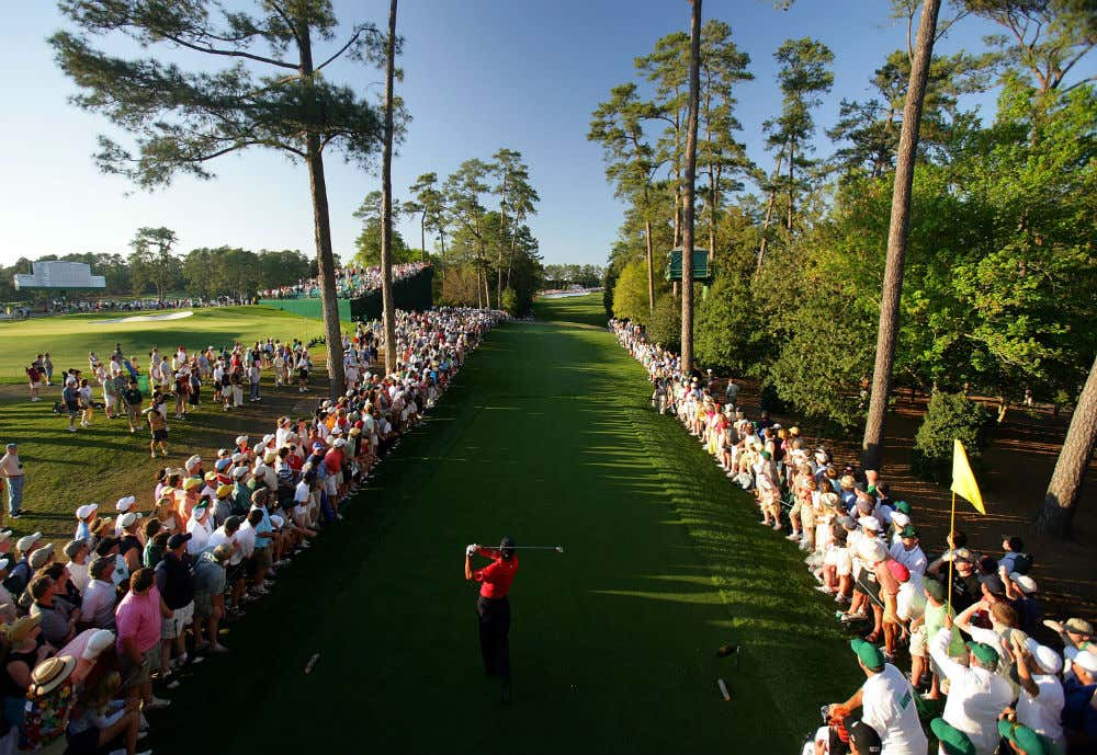 The Top 15 Masters Sunday Moments Ever - Barstool Sports