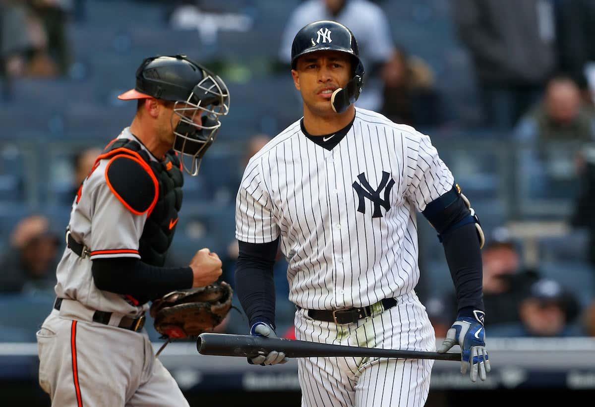 d0ed67a82d5 Baltimore Orioles v New York Yankees