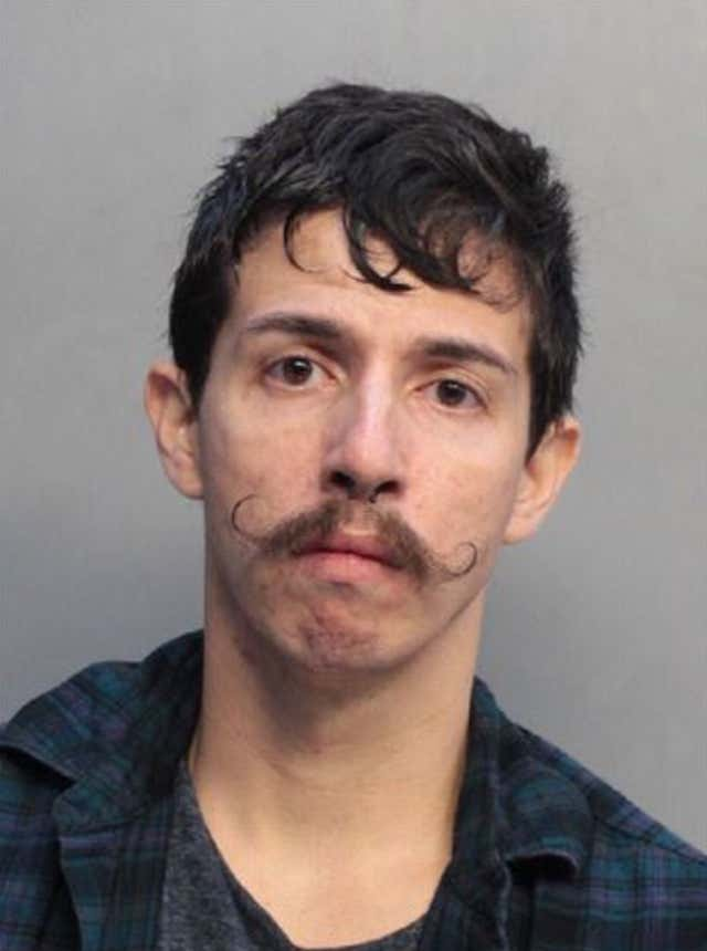 does this look like the face of a man arrested tased for groping a
