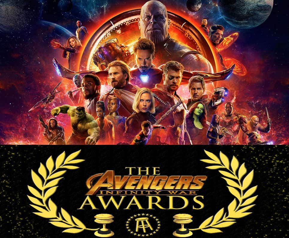 The Avengers: Infinity War Recap/Review/Videos/Podcast