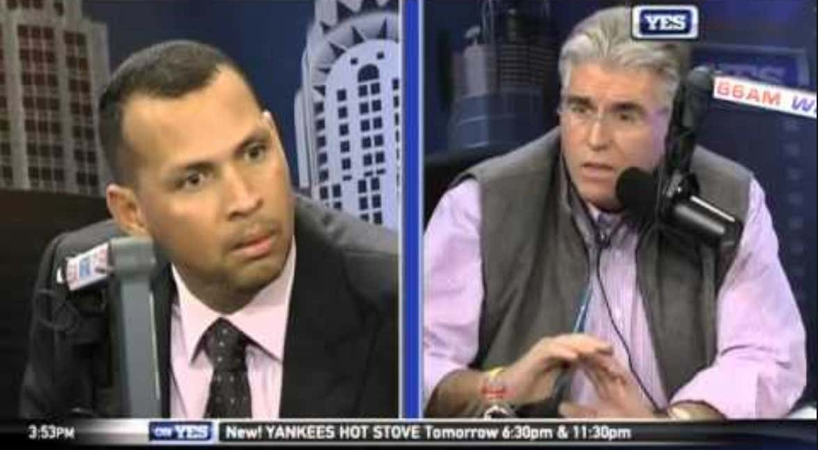 Mike Francesa Returns To The Air Today And Has A-Rod As His