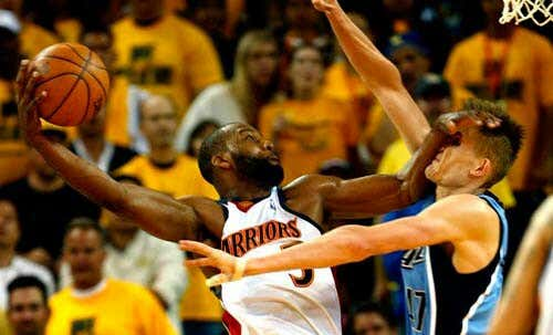 Do You Remember Where You Were When Baron Davis Pulled Off One Of ... a7affe201