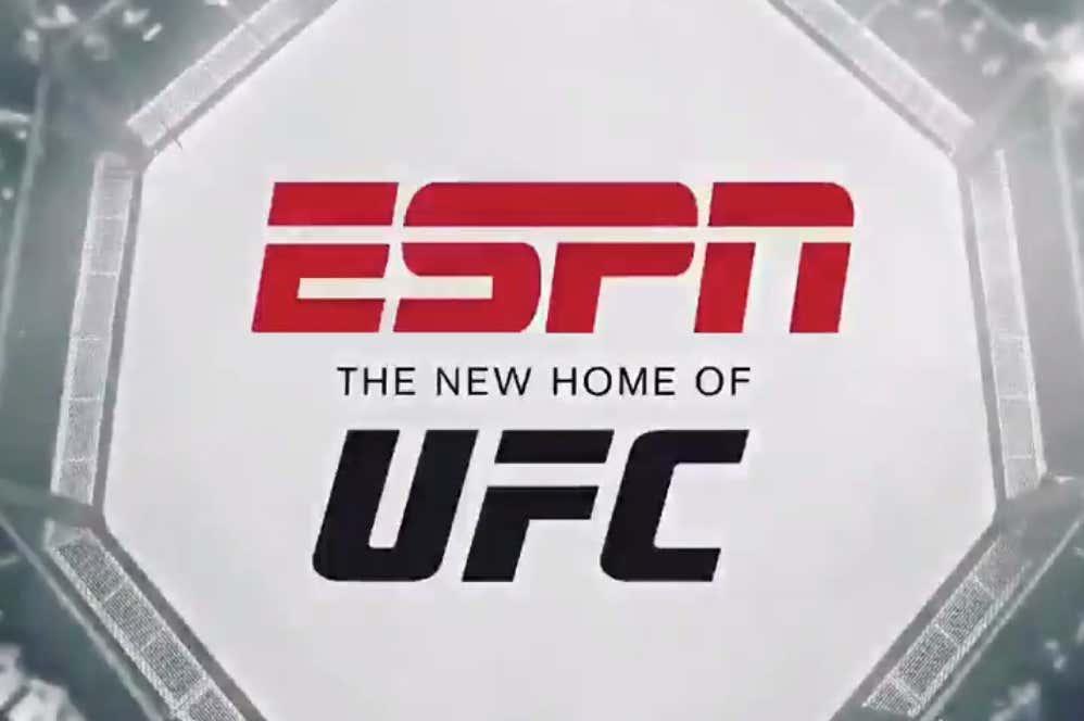 ESPN Signs UFC To $1 5 Billion Dollar Television Deal - Barstool Sports
