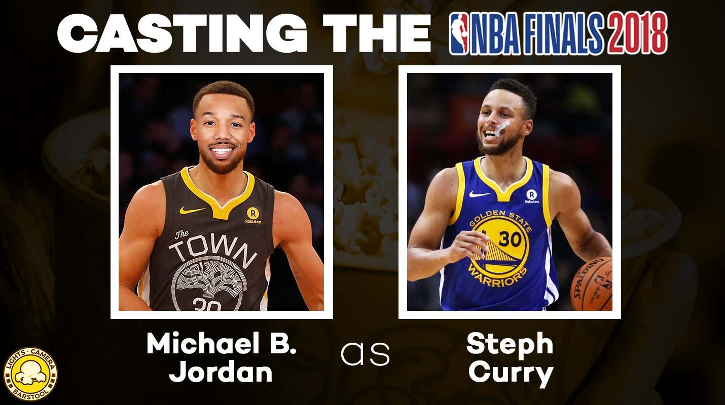 Casting the 2018 NBA Finals Movie - Barstool Sports