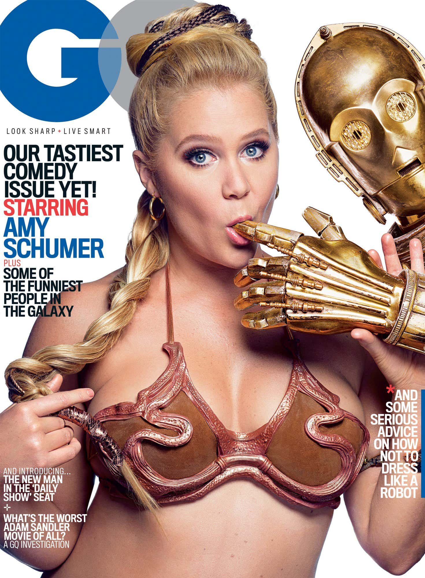 Amy Schumer Fucked amy schumer now has a podcast. breaking news: it's bad