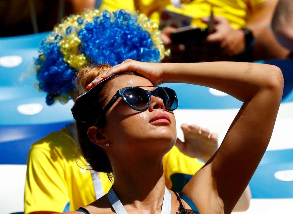 FIFA World Cup 2018 Russia'Sweden v Korea