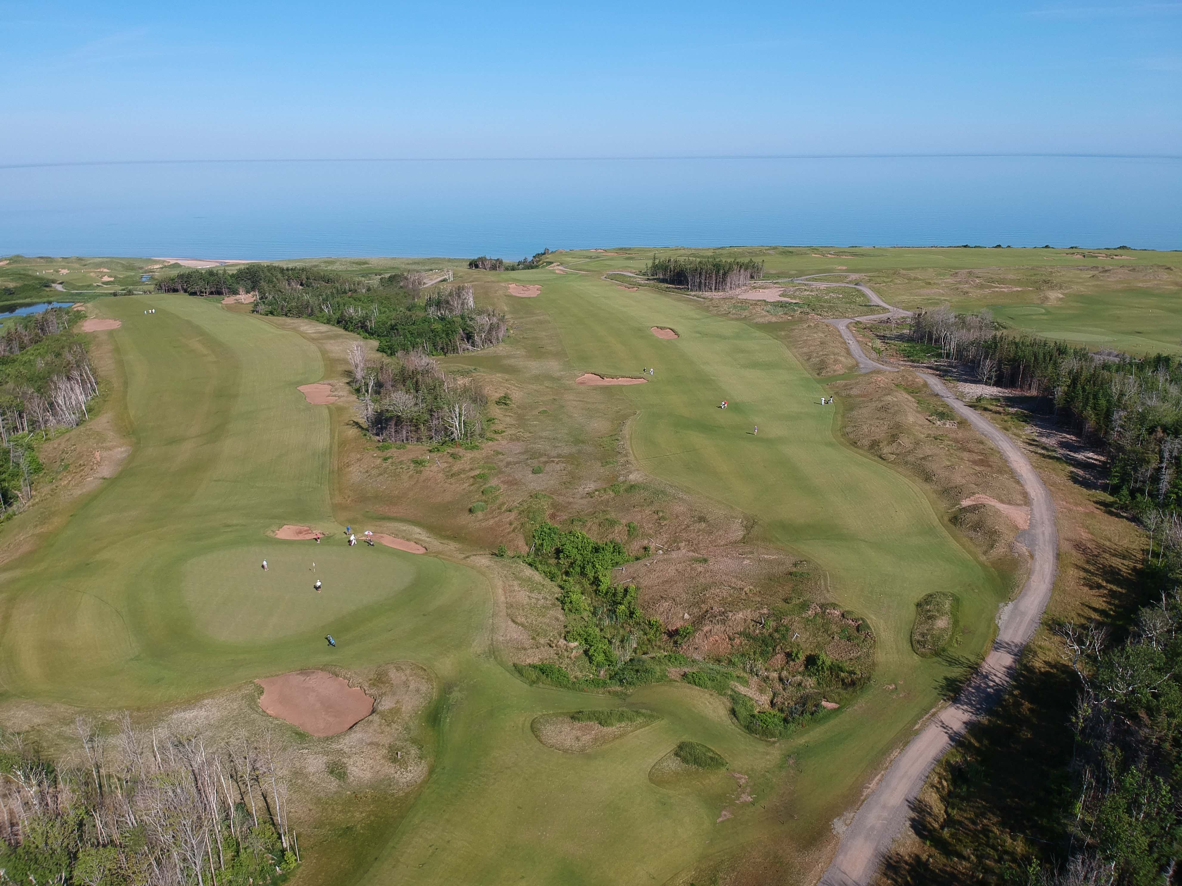 "Five Days In Heaven "" A Full Cabot Cliffs Review Barstool Sports"