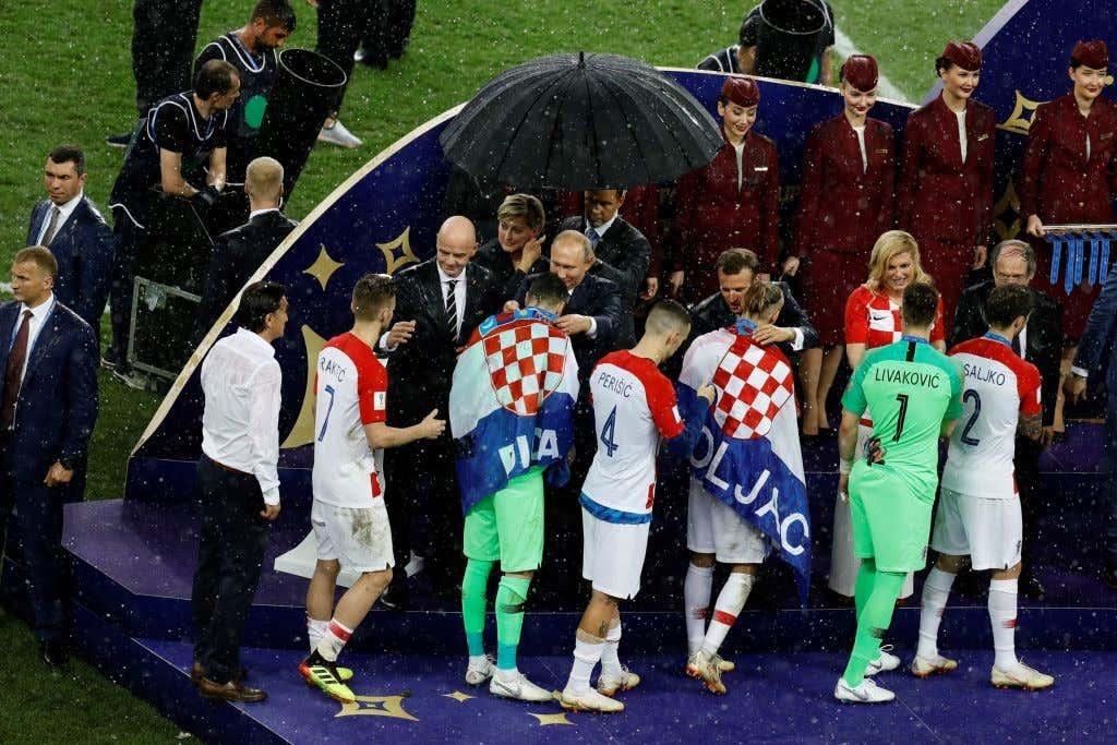 France vs Croatia: Final - 2018 FIFA World Cup