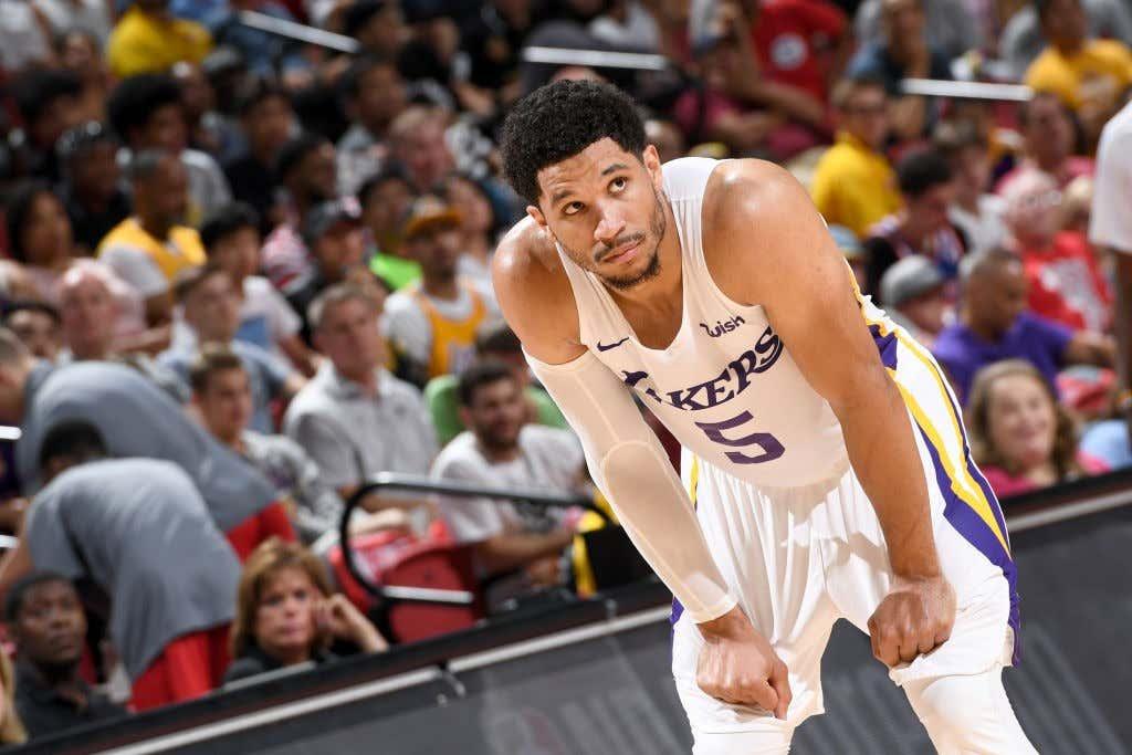2018 Summer League - Las Vegas - Cleveland Cavaliers v Los Angeles Lakers