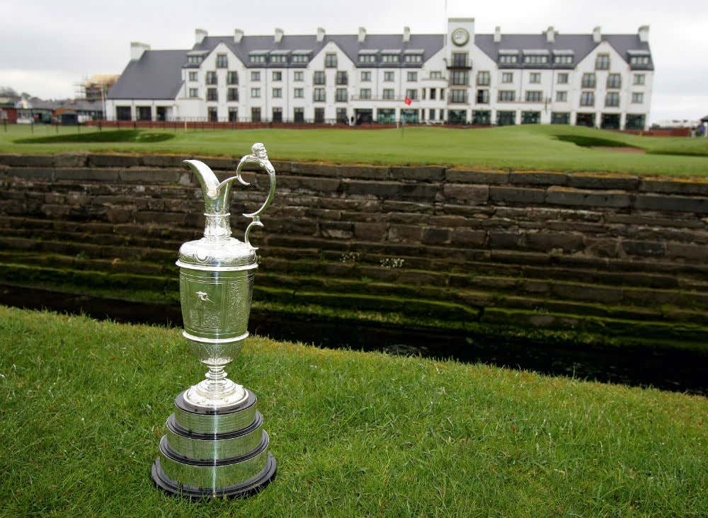 8efc047dc47 The 147th Open Championship at Carnoustie Preview - Barstool Sports