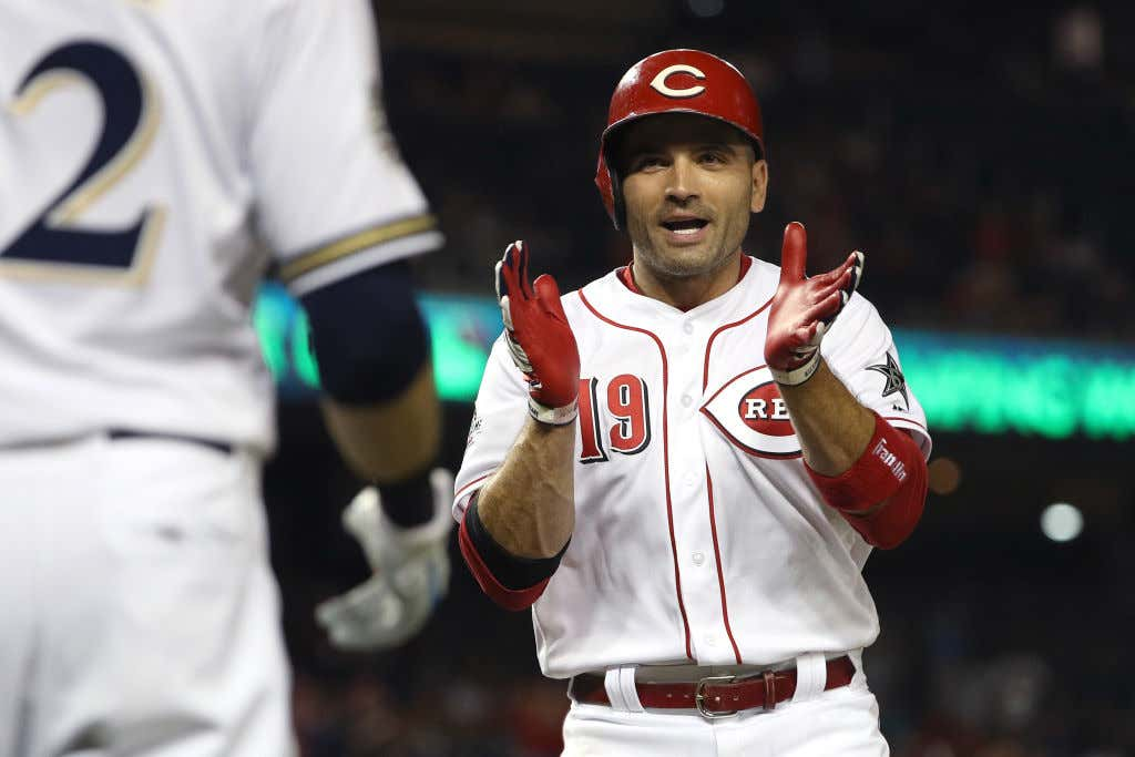 Joey votto gay
