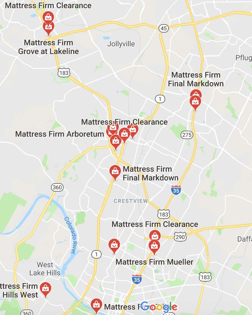 Mattress Firm Conspiracy Theory Secrant Com