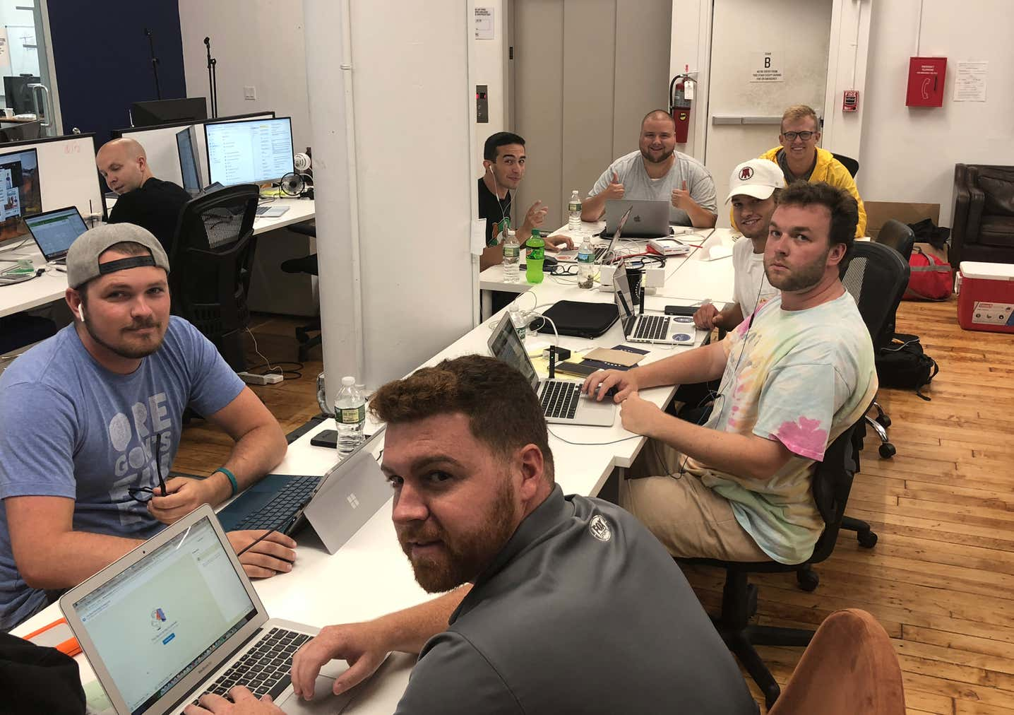 The Barstool Sports Summer Interns Are So Poor That I Don't