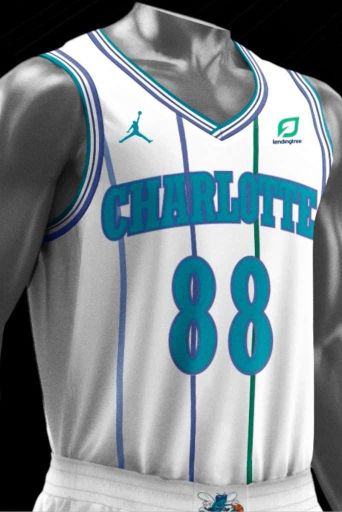 6c049cd6b39 Let s go! What a great move by the Hornets as a way to celebrate their 30th  year in the NBA. If you re a young stoolie you may not recognize these bad  boys