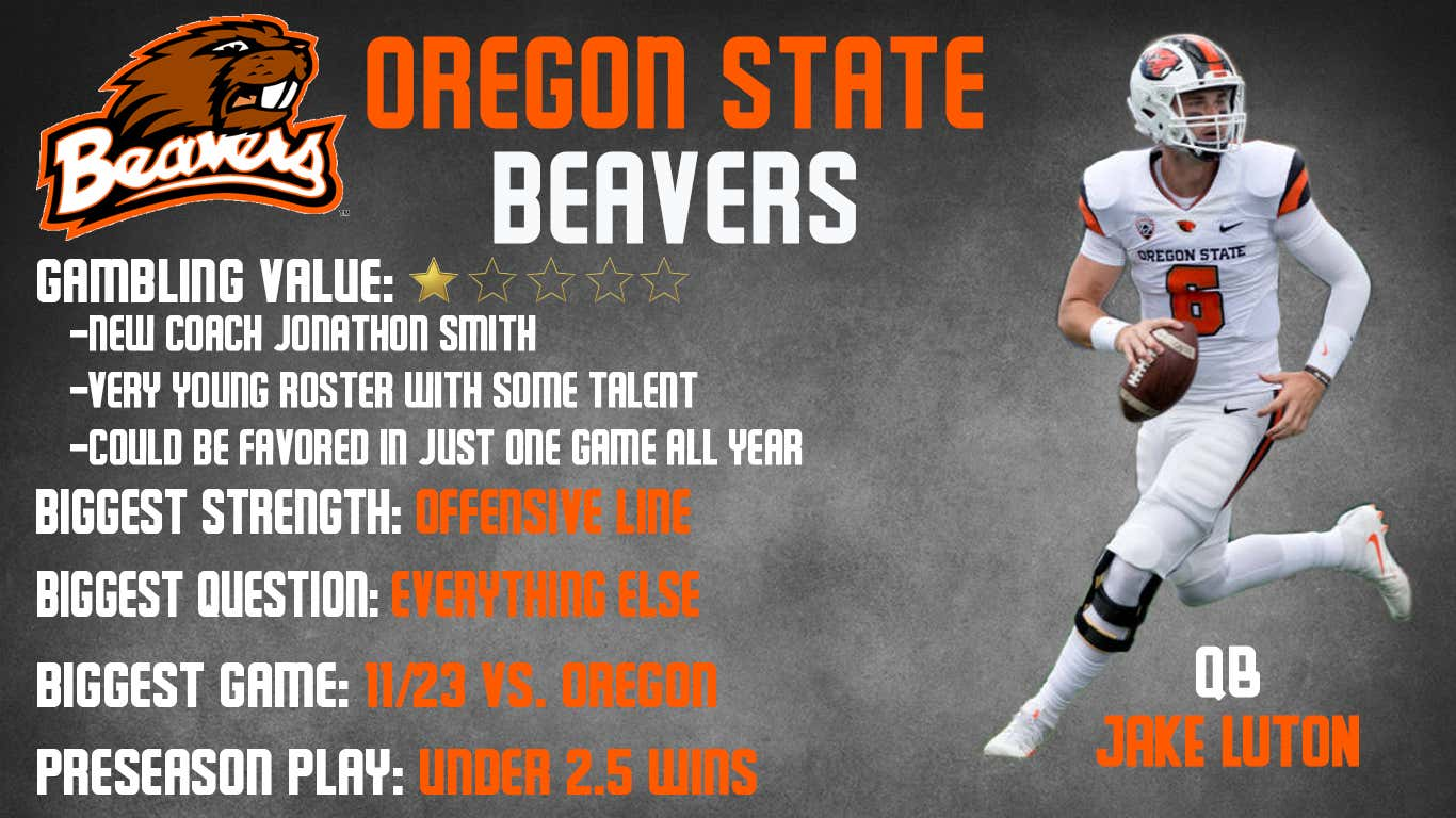 oregon state 2018 preview