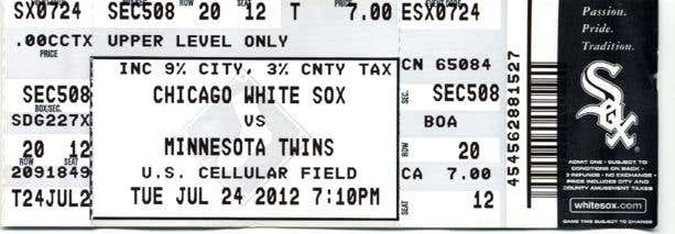 WSD ticket