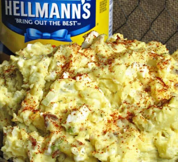 wsd potato salad