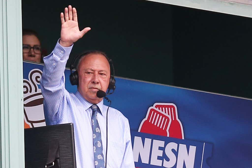 4330612c53643 NESN Announces That Jerry Remy Has Been Diagnosed With Cancer Again ...