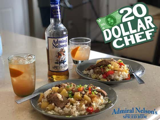 20 Dollar Chef - Hawaiian Pork