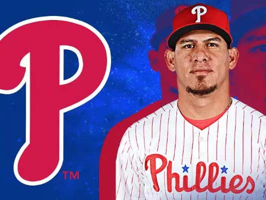 The Phillies May Actually Have A Catcher That Can Properly Hold A Baseball Bat Tonight Vs. The Red Sox