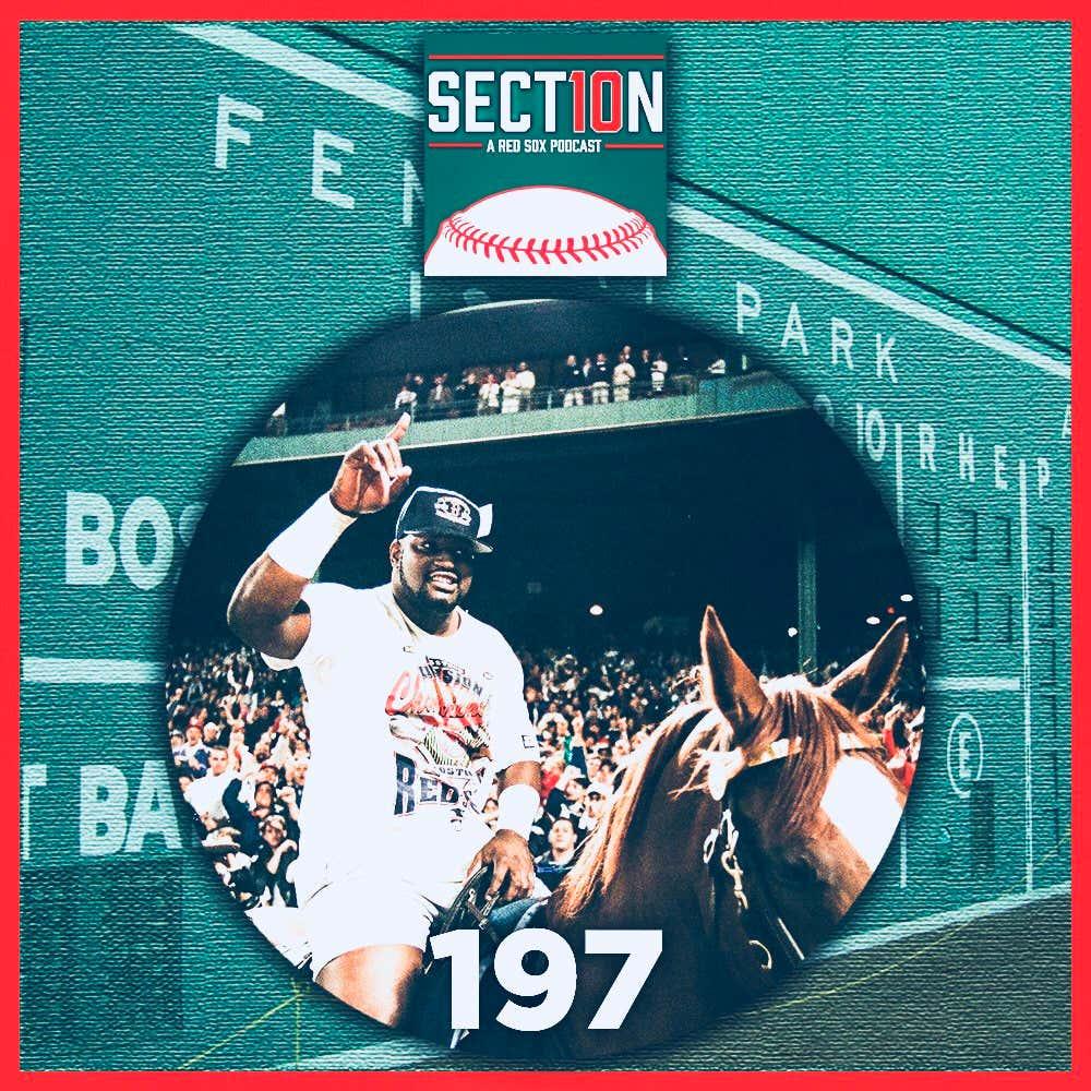 Section 10 Podcast Ep. 197: The Mo Vaughn Episode (feat. Mo Vaughn ...