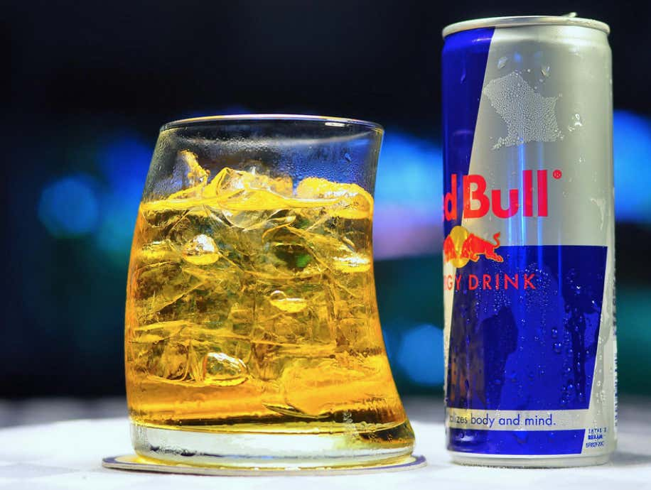 Image result for red bull and vodka