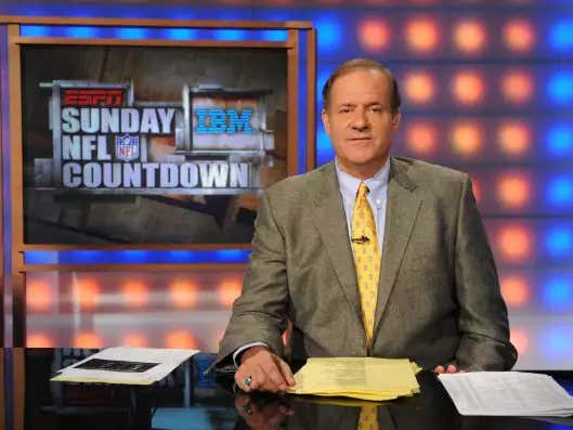 ESPN Has Apparently Grown A Brain And Is In Talks To Bring Chris Berman Back For More NFL Coverage This Season