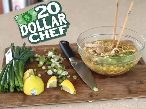 20 Dollar Chef - Overdrafted Rotisserie Ramen