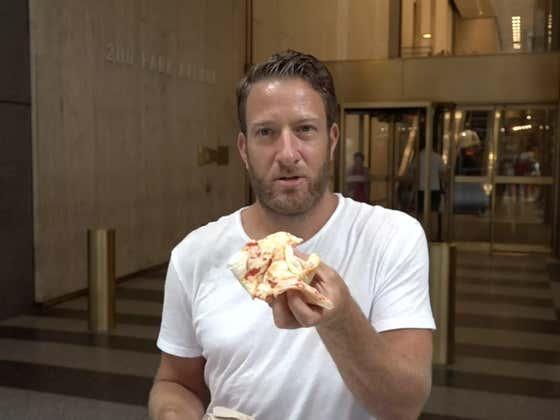 Barstool Pizza Review - Naples 45 (Bonus Shimmy)
