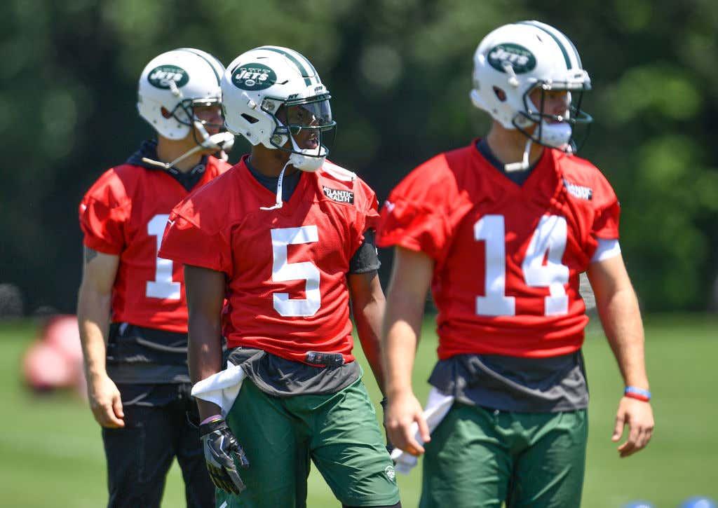 New York Jets Mandatory Minicamp