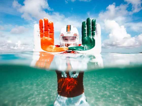 Miami Introduces 'Environmentally Conscious' Uniforms, Now The Most #Woke College Football Program