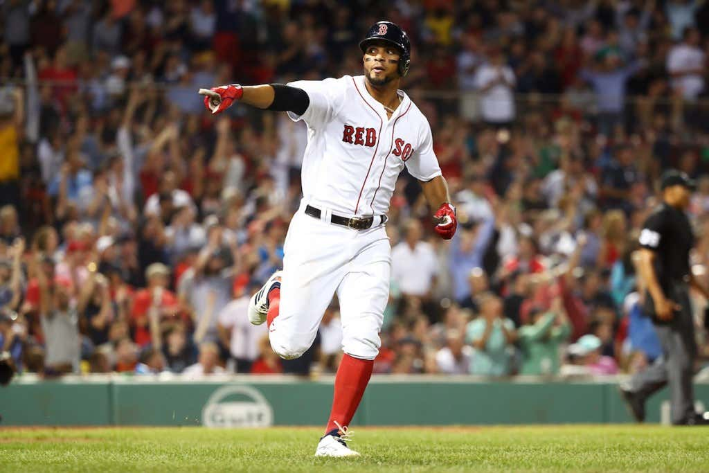 74adfe34 Red Sox Finally Wake Up And Show The Indians Who The Big Swinging ...