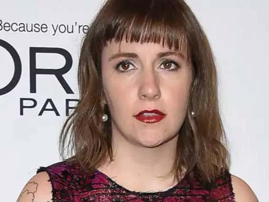"Lena Dunham Has Joined The New Tarantino Movie 'Once Upon A Time In Hollywood"" And BOOOOOO!"