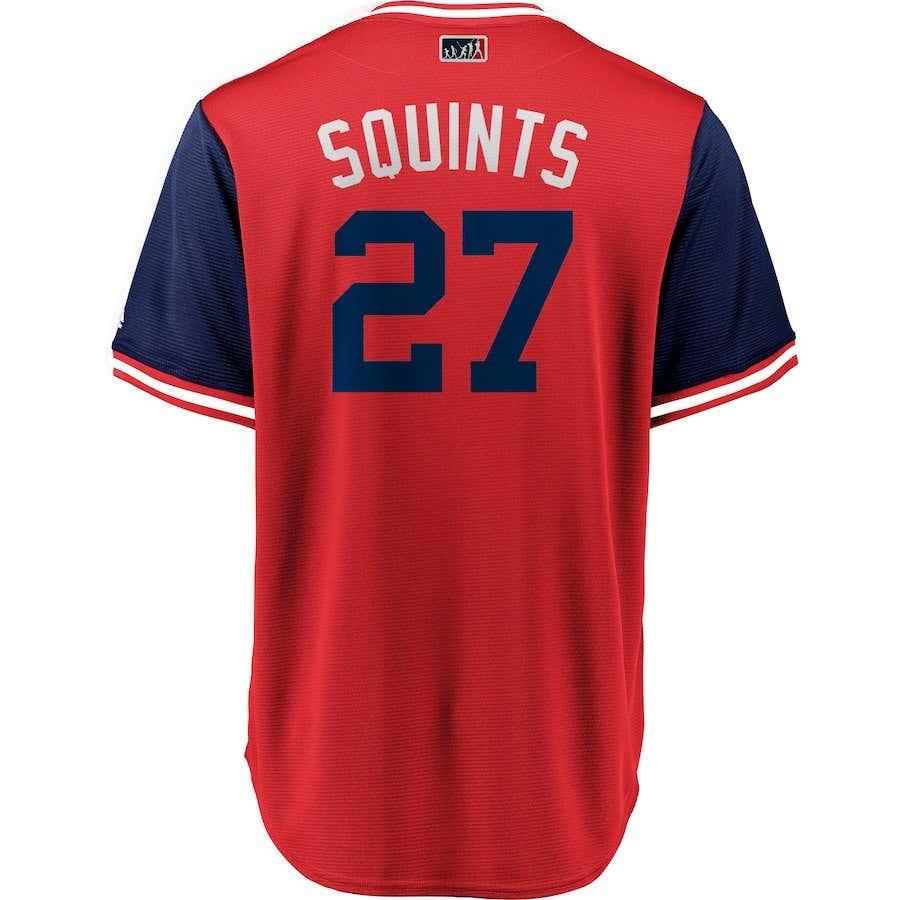 efc962791 MLB Players Weekend Jerseys  Starting Lineup