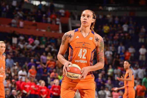 Update Brittney Griner S Quote About Tyler Johnson Was Fake But Still Holds Value In Fight For Better Salary Barstool Sports
