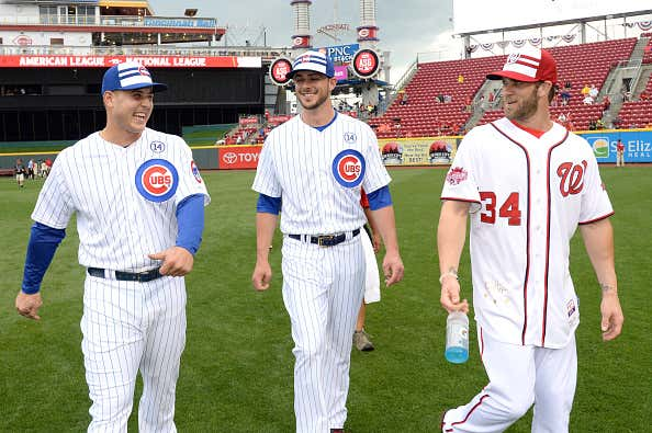 86th MLB All-Star Game at Great American Ball Park