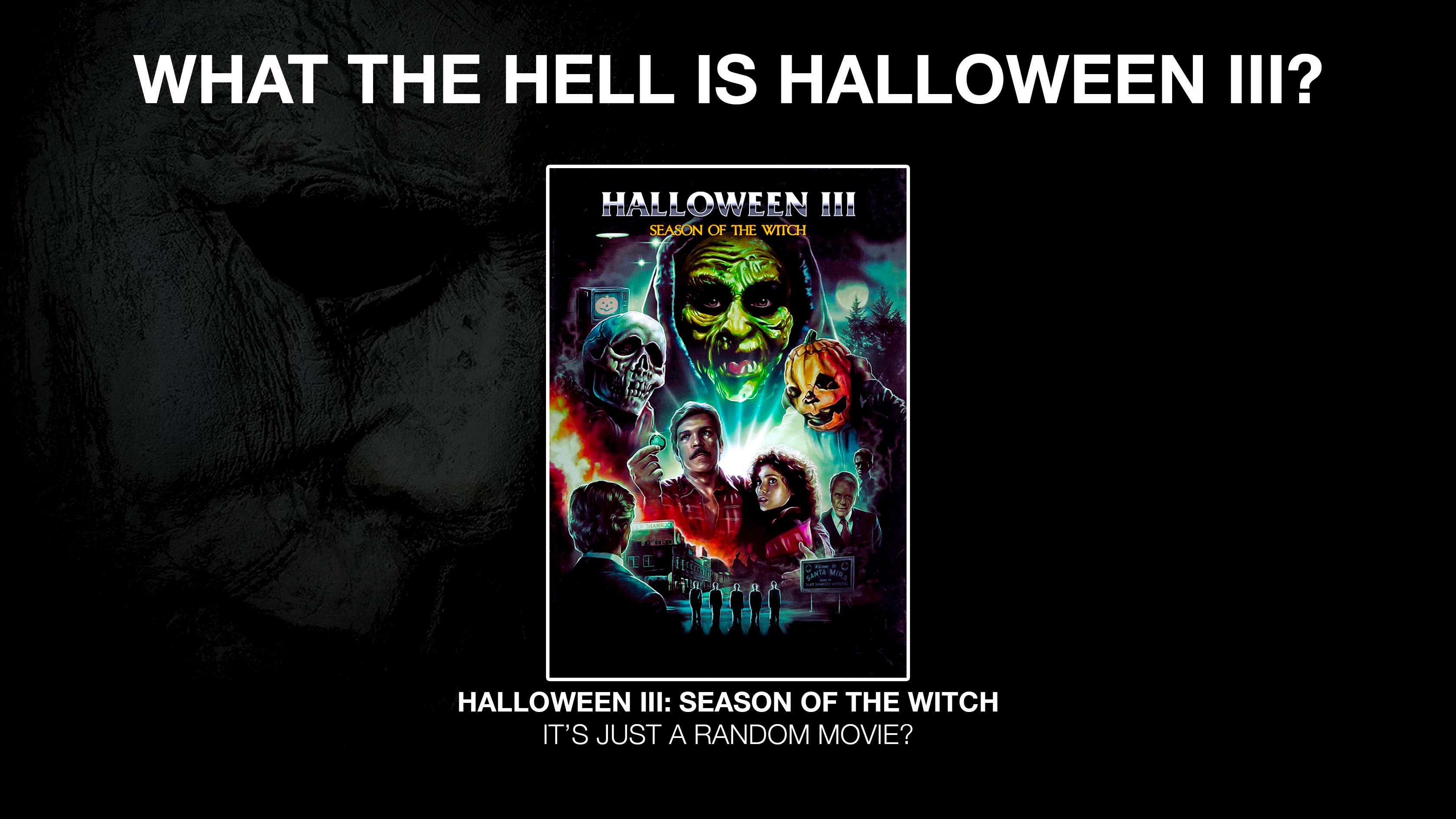 Halloween 2018 Fan Poster.The New Halloween Is The Sequel To Halloween New Trailer