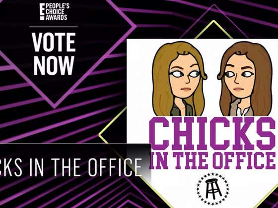 Barstool World Domination Continues: Ria and Fran Are Nominated For A People's Choice Award