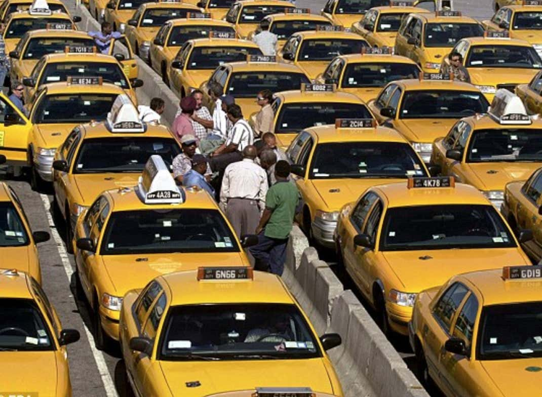 The term yellow itself is an epitome of the thing called cab
