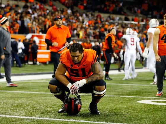 After Allowing 77 Points To OSU, Oregon State Won't Schedule Anymore Good Teams In The Future