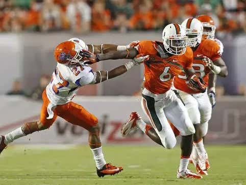 Miami Opens As 64-Point Favorite Over Savannah State